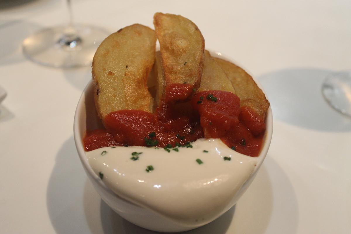 Patatas Bracas Bitoke Albia