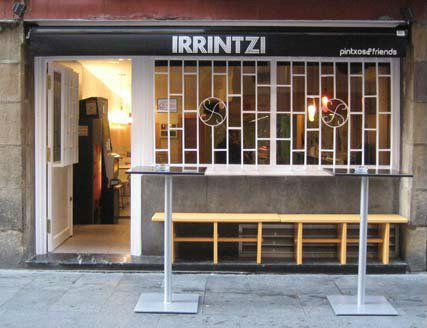 Irrintzi Bar Bilbao