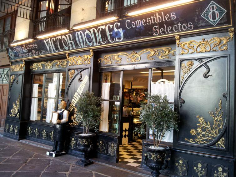 Restaurante Bar Víctor Montes Bilbao