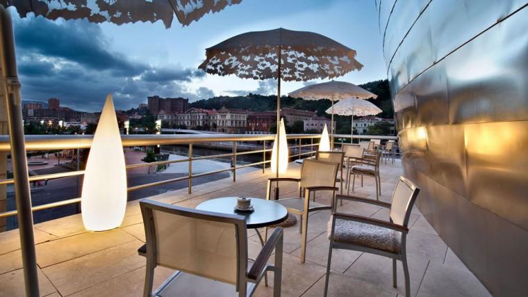 Bistro Guggenheim en Bilbao